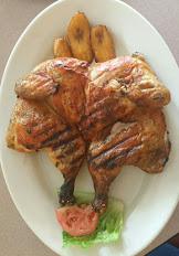 Charbroiled Chicken / Pollo a la Parrilla