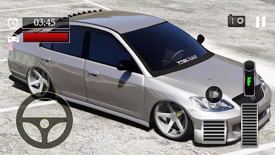 Car Parking Honda Civic Vtec2 Simulator - náhled