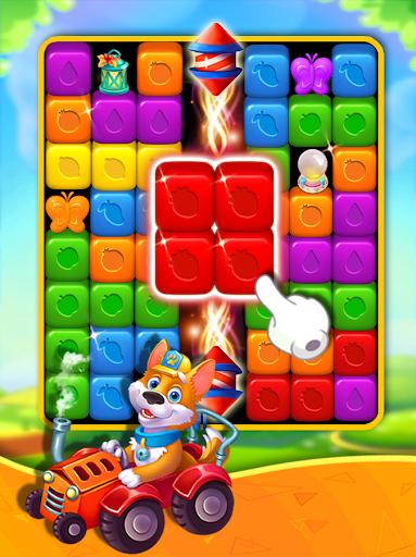 Toy Cube Crush Time 1.0 screenshots 2