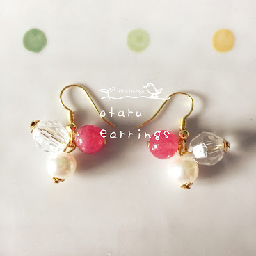 otaru earrings(sold)