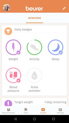 Beurer HealthManager 2.7.3 screenshots 5
