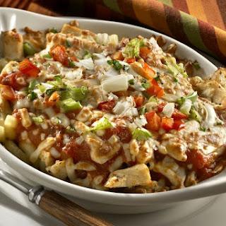 Chicken Pasta Casserole Recipe