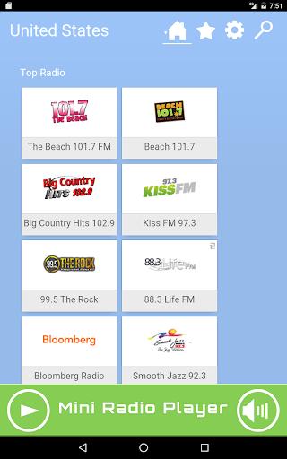 玩免費音樂APP 下載Mini Radio Player app不用錢 硬是要APP