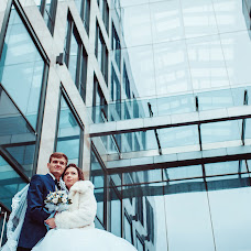 Wedding photographer Sergey Uryupin (Rurikovich). Photo of 20.11.2016