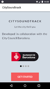 CitySoundtrack- screenshot thumbnail