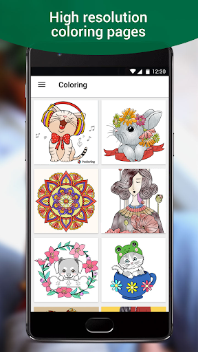 Coloring Fun 2019: Free Coloring Pages & Art games android2mod screenshots 2