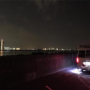 ハイエースワゴン TRH219W のカスタム事例画像 りょうちゃんさんの2019年08月17日01:10の投稿