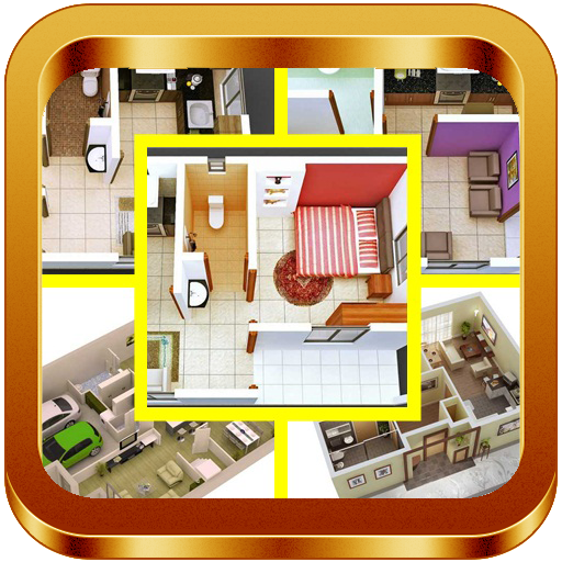 3D 작은 홈 계획 아이디어