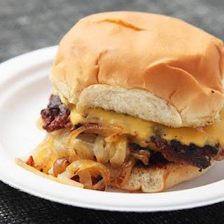 Oklahoma-style Onion Burgers