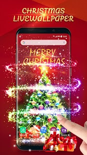 2018 Christmas Live Wallpapers Free - náhled