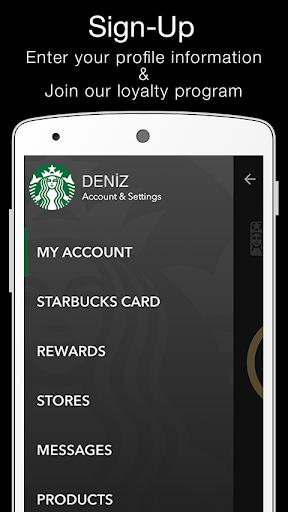 Starbucks Turkey 1.3.3 screenshots 2