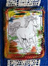 """Photo: avatar d'octobre 2016 """"le cheval"""""""
