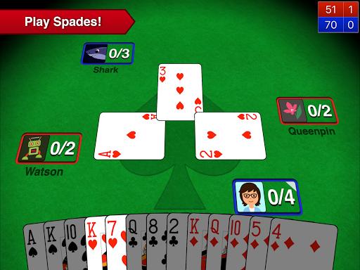Spades + screenshots 6