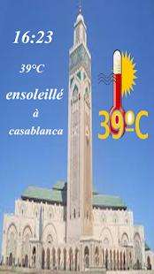 Download Météo Maroc Les Prévisions For PC Windows and Mac apk screenshot 1