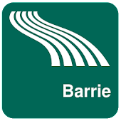 Barrie Map offline