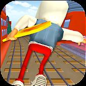 Subway Rail Castle Run 3D Game