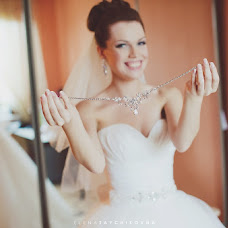 Wedding photographer Elena Zayceva (Zaychikovna). Photo of 23.01.2013