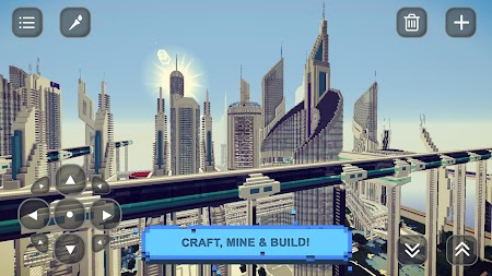 City Build Craft: Exploration APK screenshot thumbnail 3