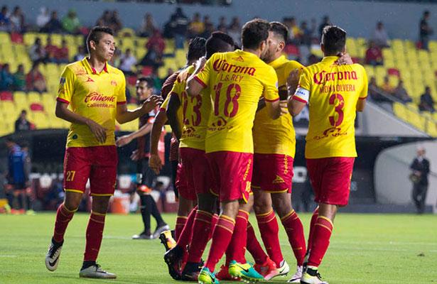 Monarcas derrota a Alebrijes en la Copa MX