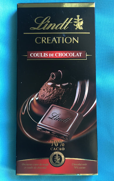70% lindt creation bar