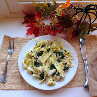 Creamed Spinach Pasta Recipes