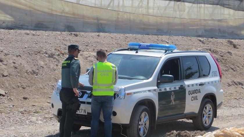 Almería sufre mil robos en el campo durante el último año