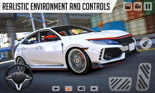Drifting and Driving Simulator: Honda Civic Games 1.13 updownapk 1
