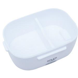 Cutie electrica petru incalzirea mancarii, Lunchbox Adler AD 4474, Gri