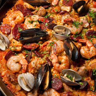 Vegetable Paella Side Dishes Recipes