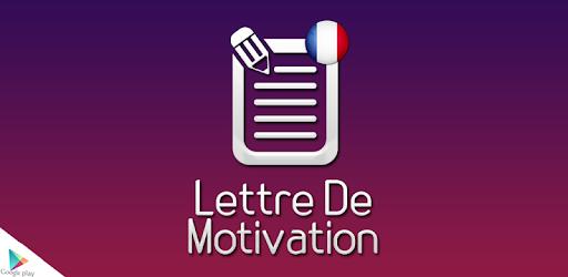Lettres De Motivation Exemples Modèles додатки в