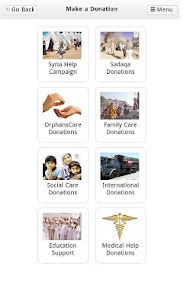 Official Donations App (Oman) 5