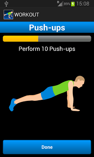 10 Daily Exercises  screenshots 6