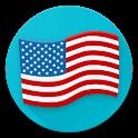 USA Offline Map icon