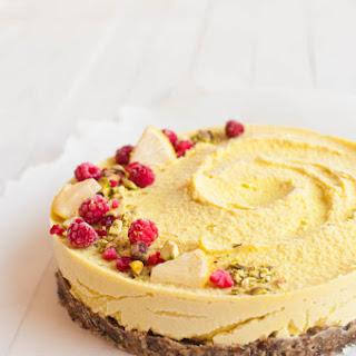 Raw Vegan Lemon Cheesecake Recipe