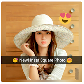 New! Insta Square Photo Editor