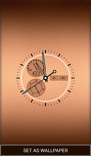 Download Clock Wallpapers Real Time Apk Latest Version App