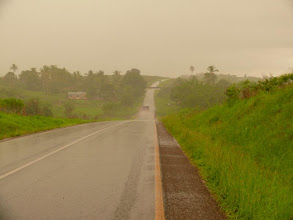 Photo: Tohohle jsme měli v Tanzanii dost. / This weather follow us nearly through  all Tanzania
