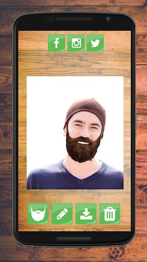 Beard Salon Photo Booth