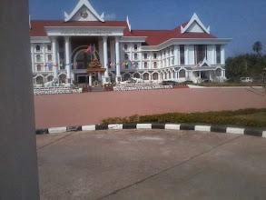 Photo: in Vientiane