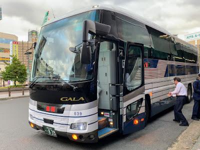 国際興業バス車両