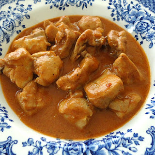 DELHIBELLI'S BUTTER CHICKEN