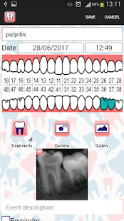 Dentist - Dental clinic appointment manager- screenshot thumbnail