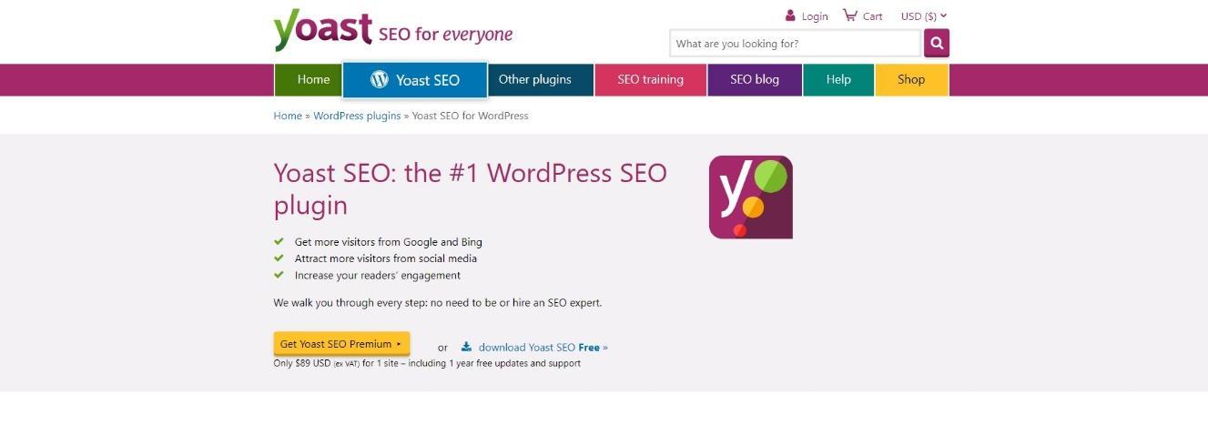 Try SEO WordPress plugin.