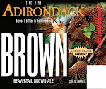 Adirondack Beaver Tail Brown Ale
