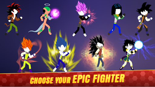 Super Stick Shadow Fight - Stick Warrior Dragon 1.5 screenshots 2