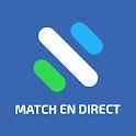 Match en Direct - Actualité et Résultats Sportifs icon