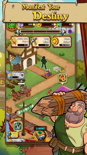 Royal Idle: Medieval Quest 1.11 screenshots 13