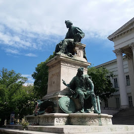 Budapest trip by Tiffany Wu - Buildings & Architecture Statues & Monuments