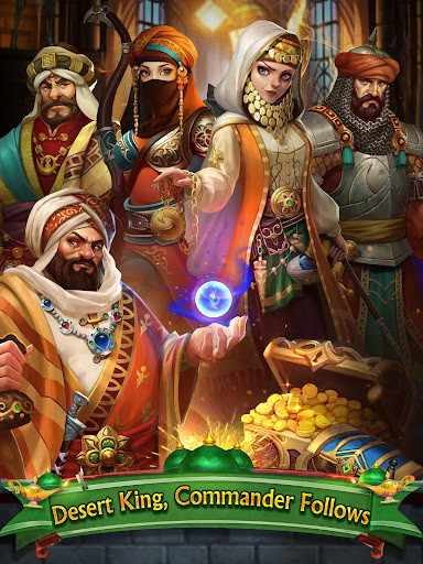 Arab Empire 2- King Of Desert 1.0.3 screenshots 6