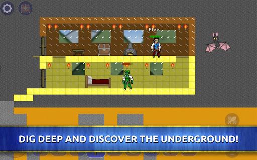 The HinterLands: Mining Game 0.448 screenshots 12